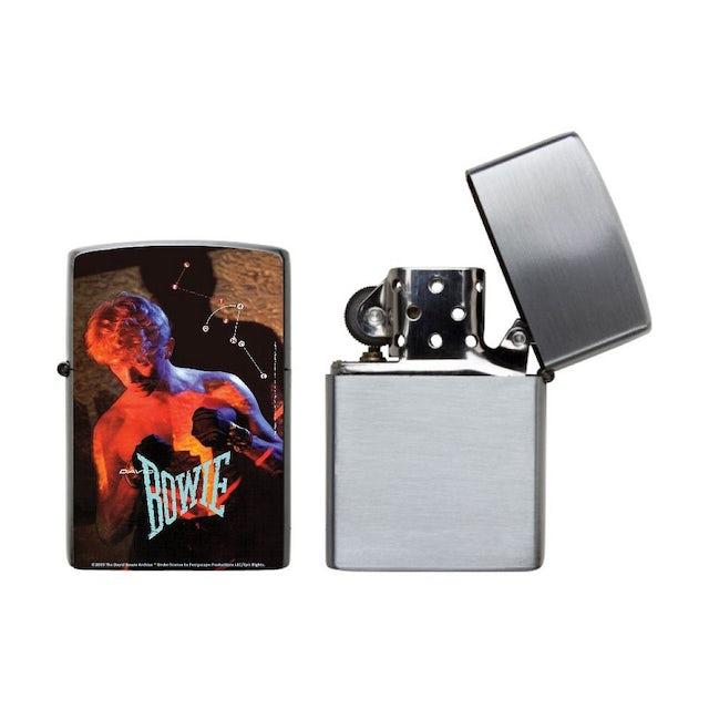 David Bowie Let's Dance Lighter