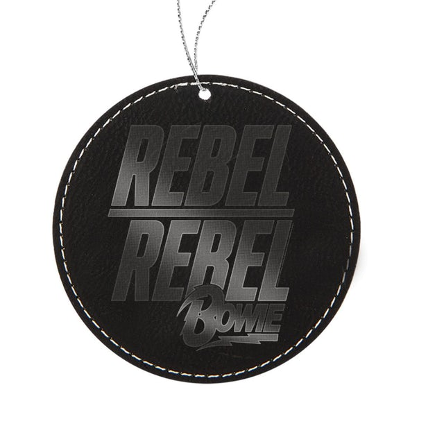 David Bowie Rebel Rebel Holiday Ornament