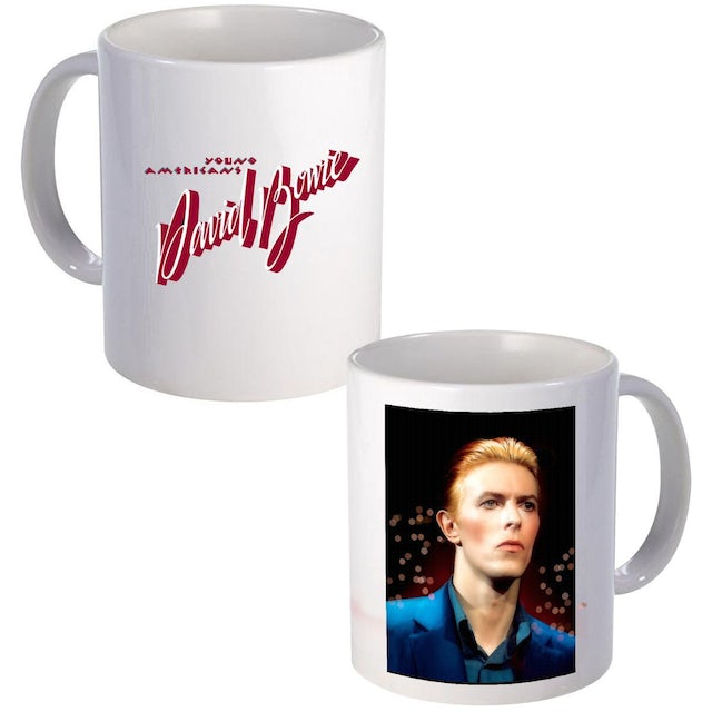 David Bowie Young Americans Mug