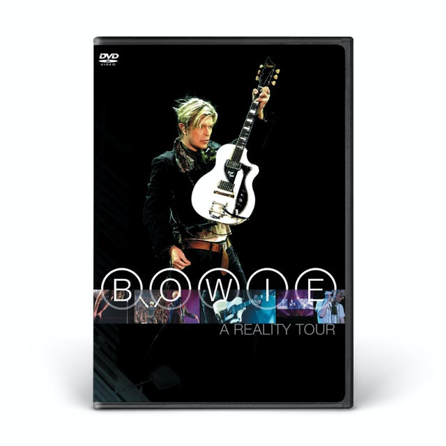 David Bowie A Reality Tour DVD