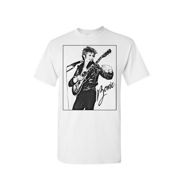 David Bowie Deluxe T-Shirt