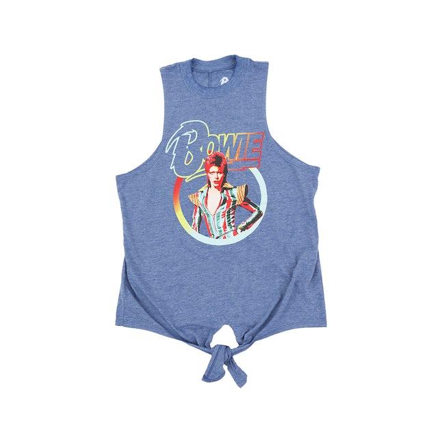 David Bowie Ziggy Stardust Tank Top