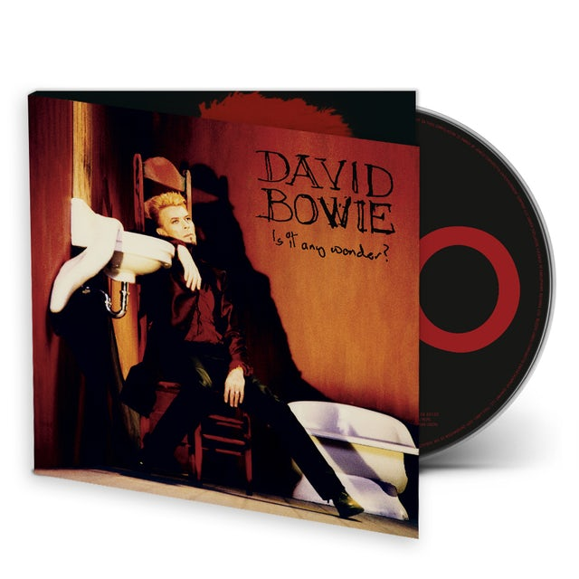 David Bowie Is it any wonder? CD + Choice of Exclusive Tee