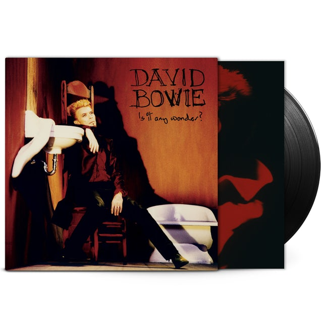 "David Bowie Is it any wonder? 12"" EP + Exclusive Hoodie"