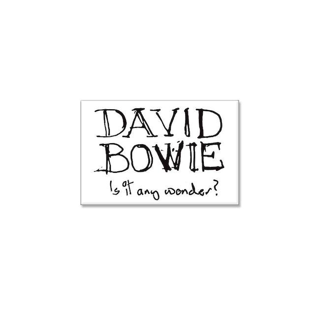 David Bowie Is it any wonder? Ultimate Bundle + Black T-shirt