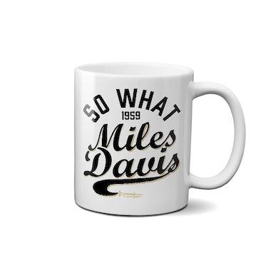 Miles Davis So What 1959 Coffee Mug
