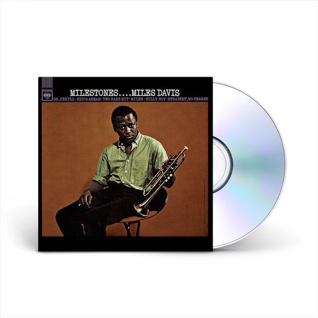 Miles Davis - MILESTONES CD