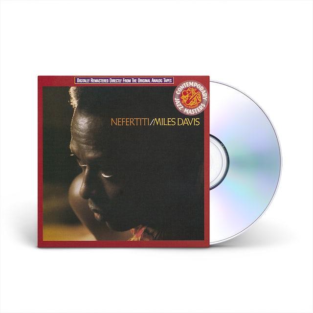 Miles Davis - NEFERTITI CD