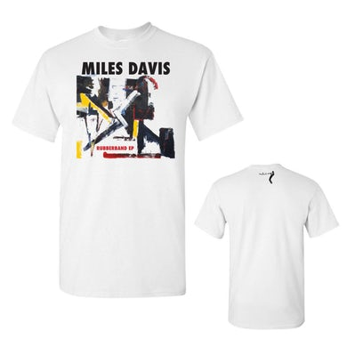 Miles Davis Rubberband EP T-Shirt