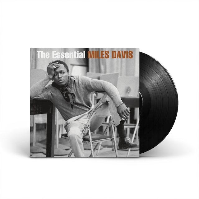 Miles Davis The Essential Miles Davis 2-disc LP (Vinyl)