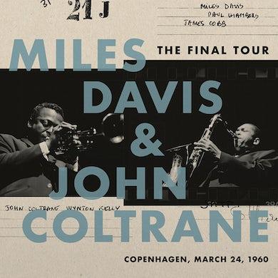 Miles Davis & John Coltrane - The Final Tour: Copenhagen, 3/24/1960 LP (Vinyl)