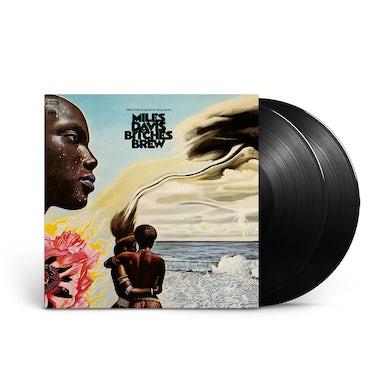 Miles Davis Bitches Brew Double LP (Vinyl)