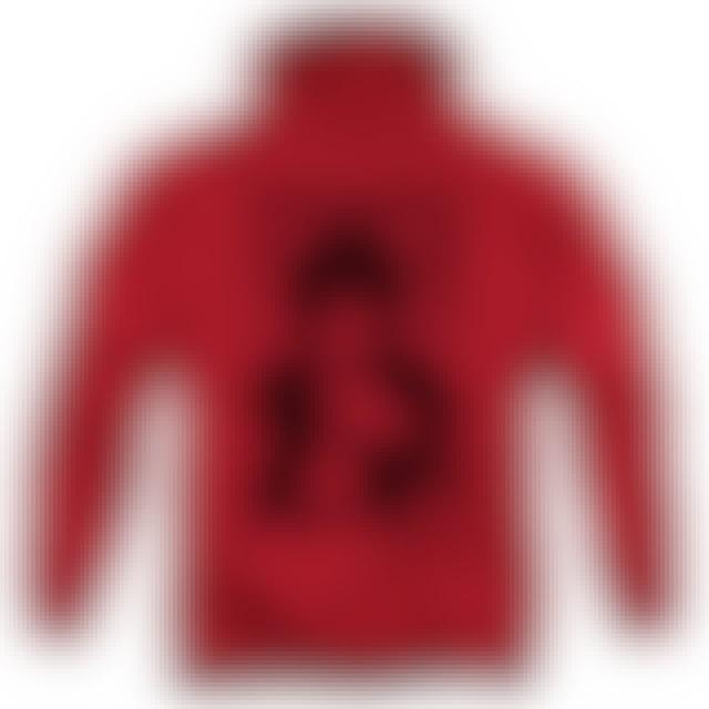 Jimi Hendrix London 1966 Red Pullover Hoodie