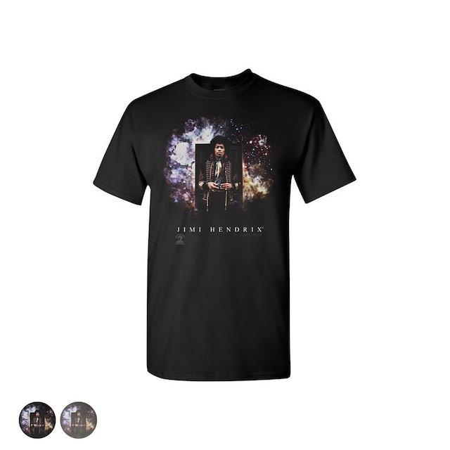 Jimi Hendrix Eternal Flame T-Shirt