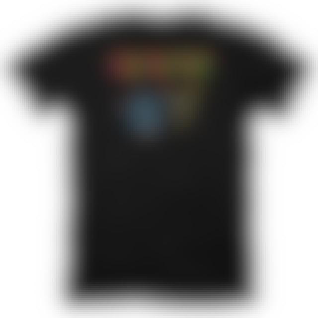 Jimi Hendrix Smash Hits Heather Black T-Shirt