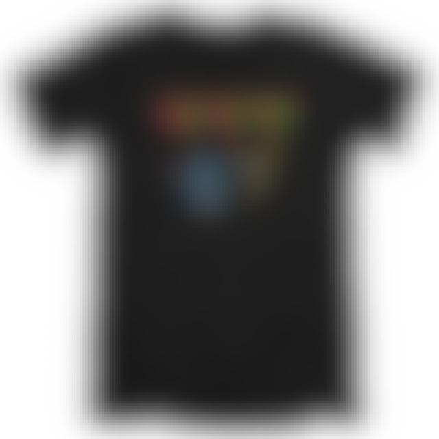 Jimi Hendrix Smash Hits Black V-Neck T-Shirt