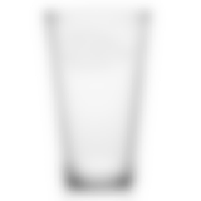 Creedence Clearwater Revival Scripted Etched Pint Glass