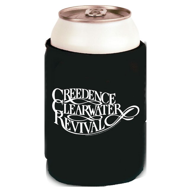 Creedence Clearwater Revival Scripted Logo Coozie