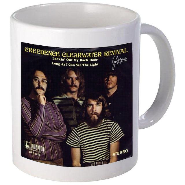Creedence Clearwater Revival Lookin' Out My Back Door Mug