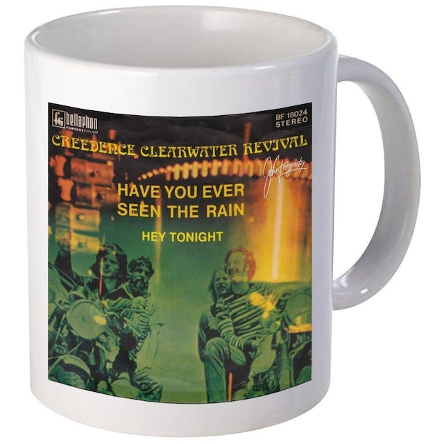 Creedence Clearwater Revival Have You Ever Seen The Rain Mug