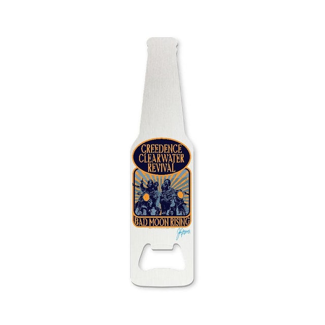 Creedence Clearwater Revival BMR Motorcycle Bottle Opener