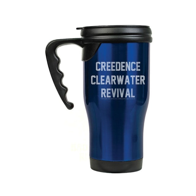 Creedence Clearwater Revival Collegiate Travel Mug