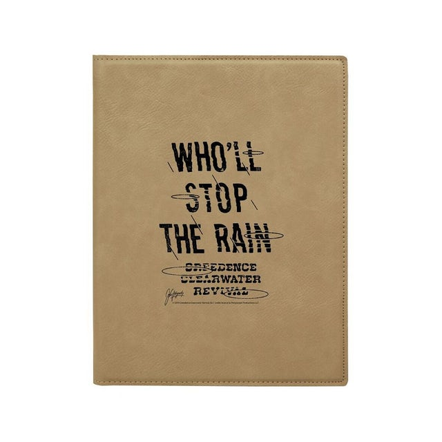 Creedence Clearwater Revival Who'll Stop The Rain Journal