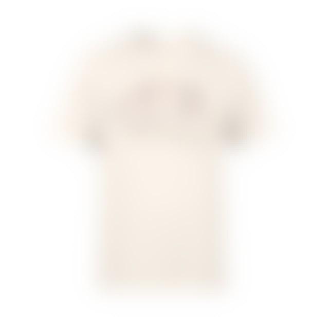 Creedence Clearwater Revival Brush 2B Tan T-shirt