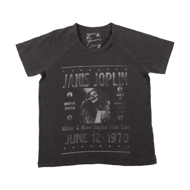 "Janis Joplin ""Move Over, Get It While You Can"" T-shirt"