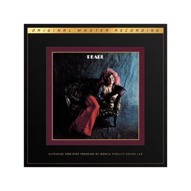 Janis Joplin Pearl 50th Anniversary Edition 180g 45RPM 2LP Box Set (Vinyl)