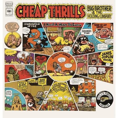 Janis Joplin - CHEAP THRILLS LP (Vinyl)