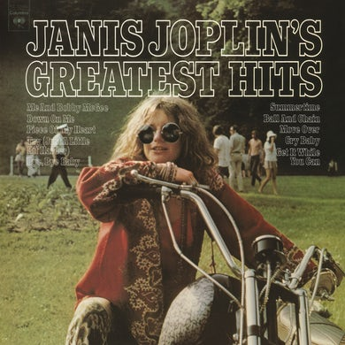 Janis Joplin - JANIS JOPLIN'S GREATEST HITS LP (Vinyl)
