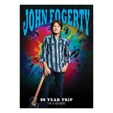 John Fogerty 50 Year Trip: Live at Red Rocks DVD