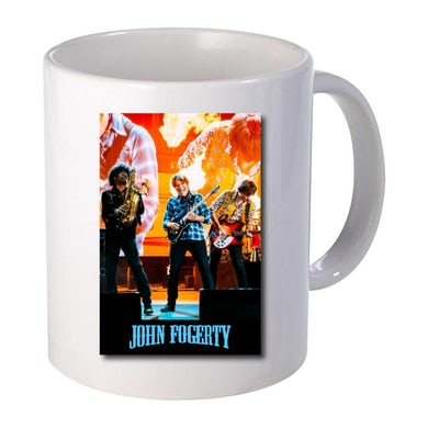 John Fogerty Red Rocks Guitar Mug