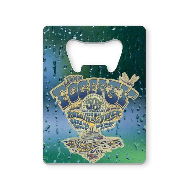 John Fogerty 50th Anniversary Emblem Bottle Opener