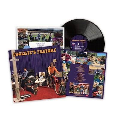 John Fogerty Fogerty's Factory LP (Vinyl)