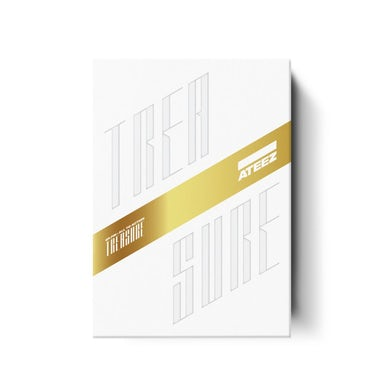 Treasure Z Ver. Album Package White Edition
