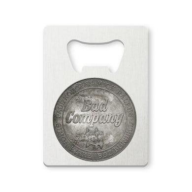 Bad Company Swan Song Emblem Bottle Opener