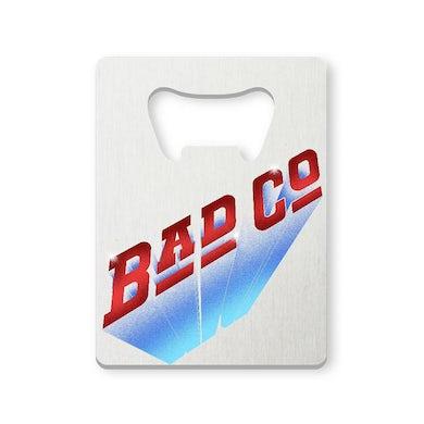 Bad Company 3D Logo Bottle Opener