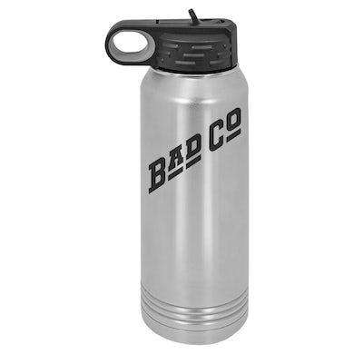 Bad Company Diagonal Logo Polar Camel Water Bottle