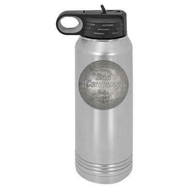 Bad Company Swan Song Polar Camel Water Bottle