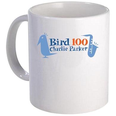 Charlie Parker Bird 100 Ceramic Mug