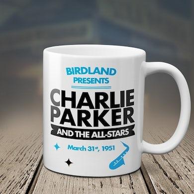 Charlie Parker at Birdland Coffee Mug