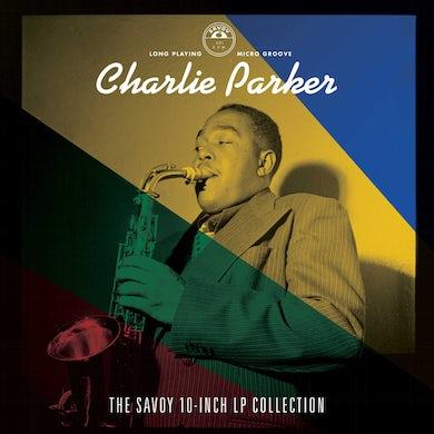 Charlie Parker The Savoy 10-inch LP Collection (Vinyl)
