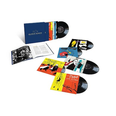 The Mercury & Clef 10-Inch LP Collection (Vinyl)