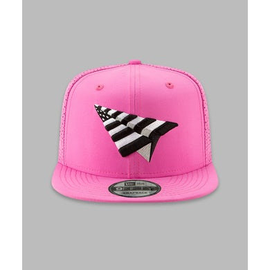 Jay Z Pink On The Run II High Crown 9Fifty