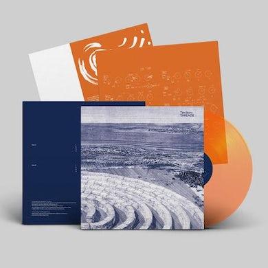 THREADS (CLEAR ORANGE VINYL) Vinyl Record