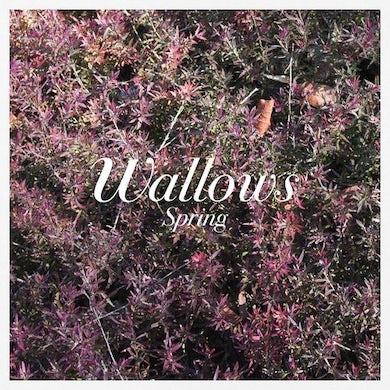 Wallows SPRING EP (X) (PINK & GREEN VINYL) Vinyl Record