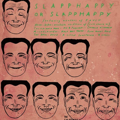 ACNALBASAC NOOM (TRANSLUCENT GREEN VINYL) (RSD) Vinyl Record