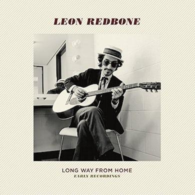 Leon Redbone LONG WAY FROM HOME Vinyl Record